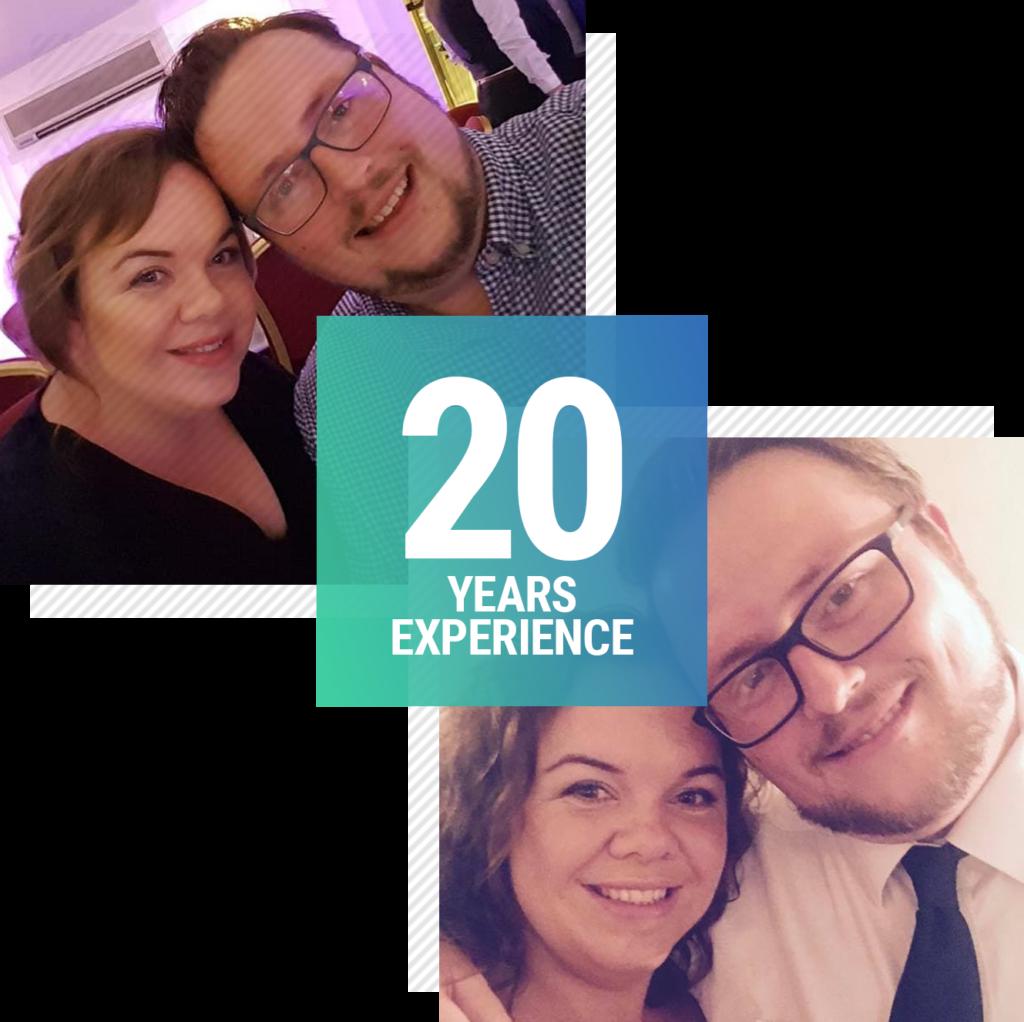 Atmosphere IT 20 Years Experience - Dan & Amy